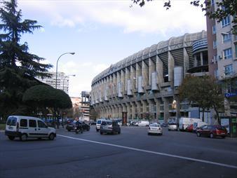 Santiago Bernabéu Stadium (Real Madrid)
