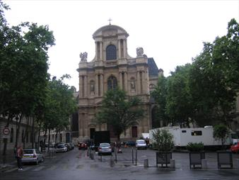 Saint Gervais Saint Protais