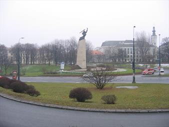 Warsaw Nike Monument