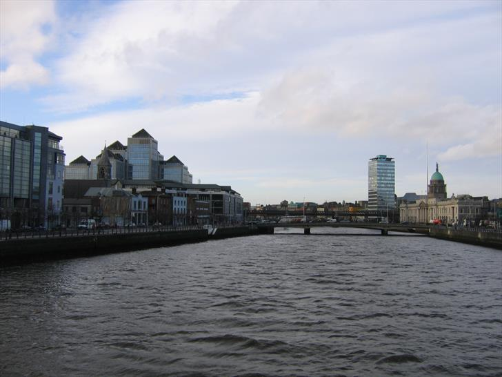 Custom House and Ulster Bank
