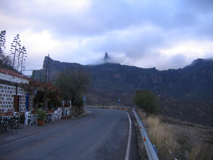 Roque Nublo from GC-60