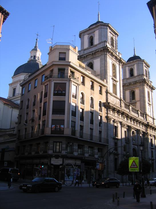 Colegiata De San Isidro Madrid Wise Visitor