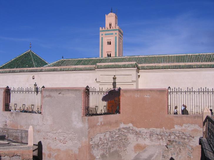 Koubba Ba Adiyn, Marrakech