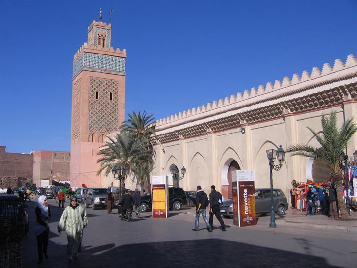 Kasbah Mosque - Marrakech - Wise Visitor