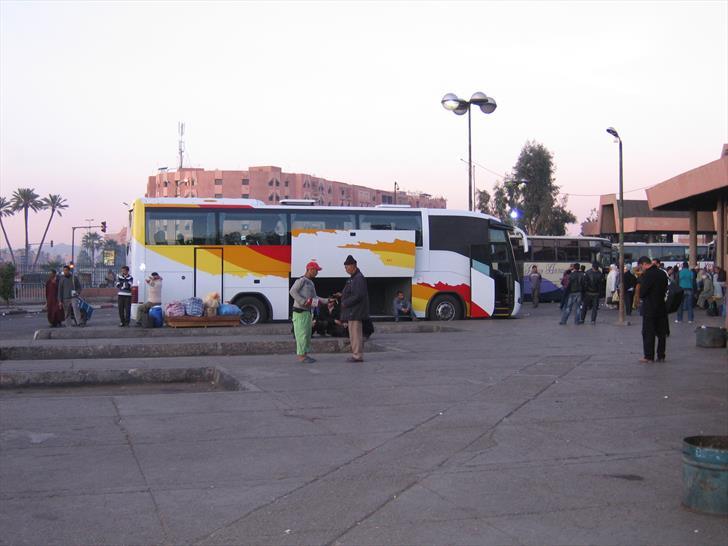Bus platforms