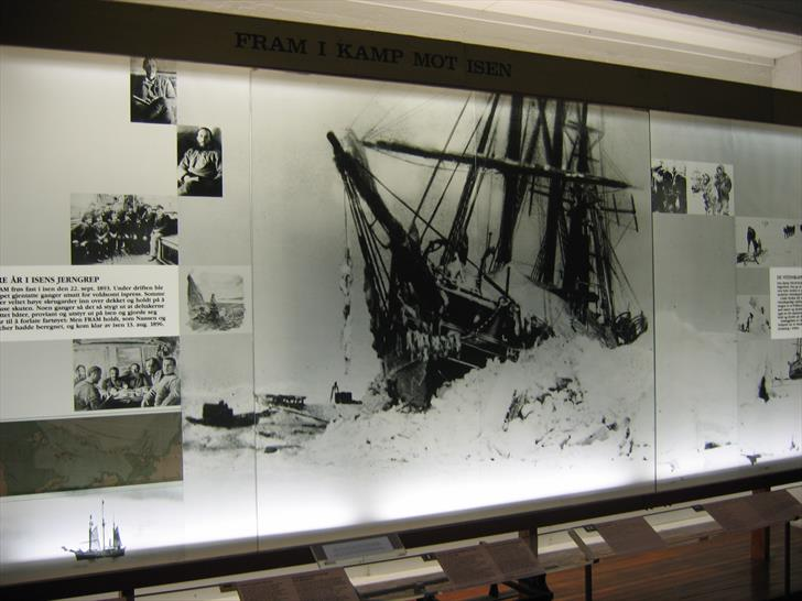 Fram Museum exposition