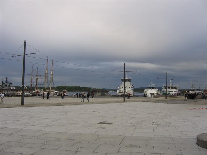 Radhusplassen in Oslo