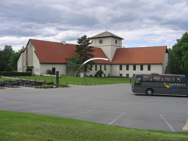 Viking Ship Museum building