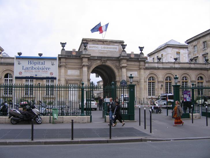 Lariboisiere Hospital