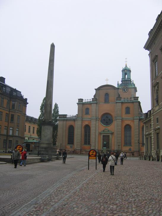 Storkyrkan in Stockholm