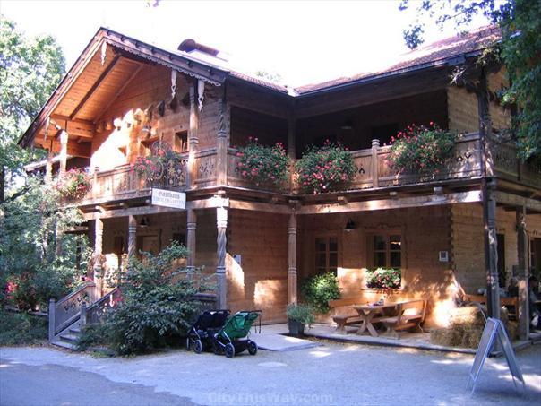 Tyrol House in Schönbrunn