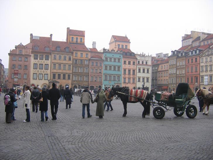Rynek Starego Miasta, Warsaw