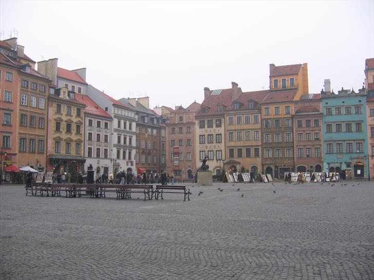 Rynek Starego Miasta, Warsaw Old Town